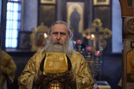 Служение архиепископа Каширского Феогноста в Саввино-Сторожевском монастыре