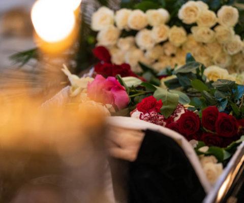 Наместник монастыря архимандрит Павел сослужил в Сретенском монастыре заупокойную Божественную Литургию, после которой состоялось отпевание профессора Алексея Ивановича Сидорова